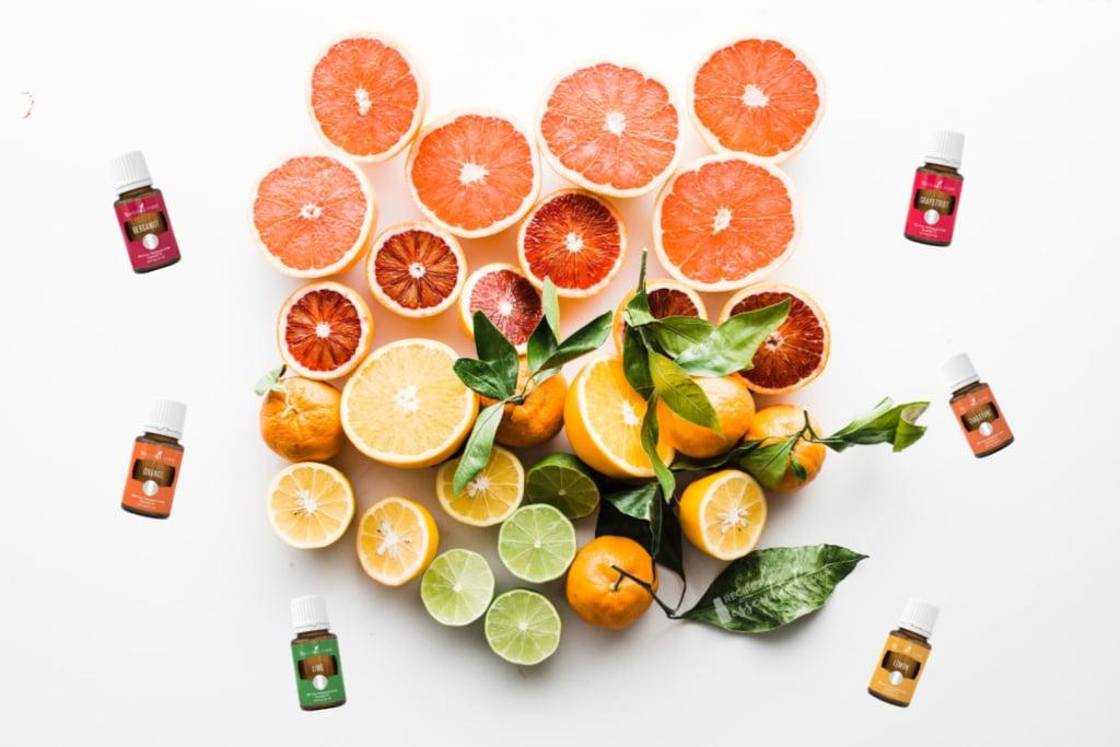 citrus essential oils young living