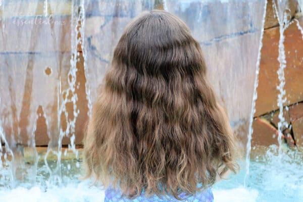 mermaid hair spray for healthy hair